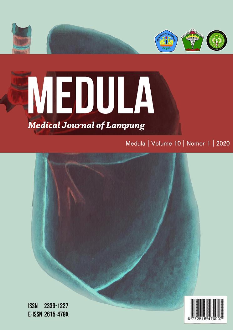 View Vol. 10 No. 1 (2020): Medula